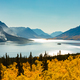 Windy Arm of Tagish Lake after Wildfire YT Canada - PhotoDune Item for Sale