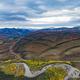 Engineer Creek Dempster HWY Landscape Yukon Canada - PhotoDune Item for Sale
