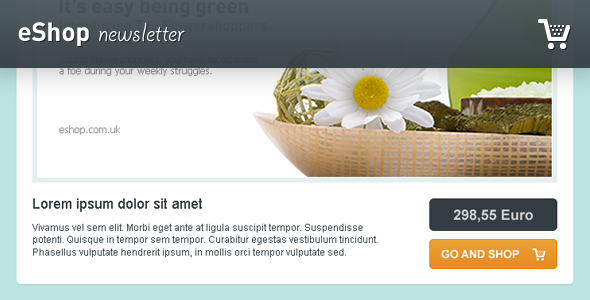 Free Download eShop Newsletter Nulled Latest Version