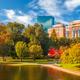 Boston, Massachusetts, USA During Autumn - PhotoDune Item for Sale