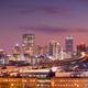Boston, Massachusetts, USA skyline with Bridges and Highways - PhotoDune Item for Sale