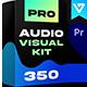 Audio Visual Kit | Premiere Pro - VideoHive Item for Sale