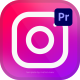 Stylish Instagram Stories For Premiere Pro - VideoHive Item for Sale