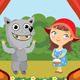 Little Red Riding Hood Children Theater - GraphicRiver Item for Sale
