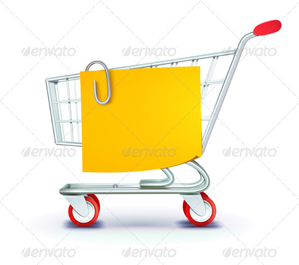 Shopping concept  - Commercial / Shopping Conceptual