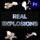 Real Explosions | Premiere Pro MOGRT - VideoHive Item for Sale