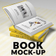 Book Promotion Mock-Up - VideoHive Item for Sale