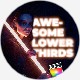 Awesome Lower Thirds