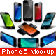 Phone Mockup - GraphicRiver Item for Sale