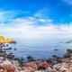 Fabulous view of popular travel destination Costa Paradiso. - PhotoDune Item for Sale