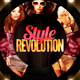Style Revolution Flyer Template - GraphicRiver Item for Sale