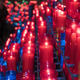 Colored Candles at Montserrat monastery near Barcelona in Spain - PhotoDune Item for Sale