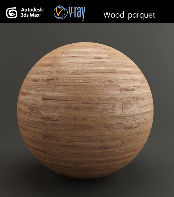 Oak wood - 3DOcean Item for Sale