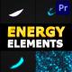 Energy Elements | Premiere Pro MOGRT - VideoHive Item for Sale