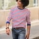 cool young arabic man walking on city street - PhotoDune Item for Sale