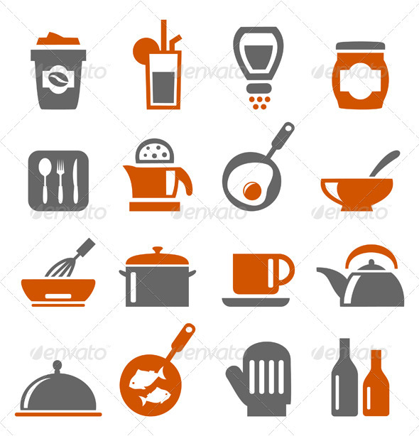 Ware icons5 - Food Objects