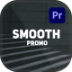 Smooth Promo For Premiere Pro - VideoHive Item for Sale