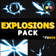 Flash FX Explosion Elements | DaVinci Resolve - VideoHive Item for Sale