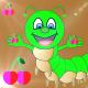 Caterpillar Life - HTML5 Educational Game