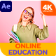 Online Education Slideshow - VideoHive Item for Sale
