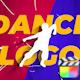 Dance Logo Intro - VideoHive Item for Sale