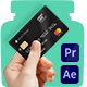 Plastic Card Mock-up - VideoHive Item for Sale