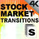 Stock Market Transitions - VideoHive Item for Sale