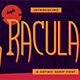 Racula – A Gothic Serif Font