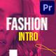 Fashion Slideshow Intro - VideoHive Item for Sale