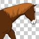 Cartoon Walking Horse - VideoHive Item for Sale