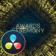 Awards Ceremony Opener - DaVinci Resolve - VideoHive Item for Sale