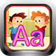 English Letters Writing App (Construct 3 | C3P | HTML5) Kids Educational Game