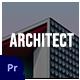 Architecture Presentation Premiere Pro - VideoHive Item for Sale
