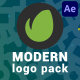 Modern Logo Pack   After Effects - VideoHive Item for Sale