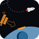 Spaceship Lander HTML5 Construct 2/3 Game