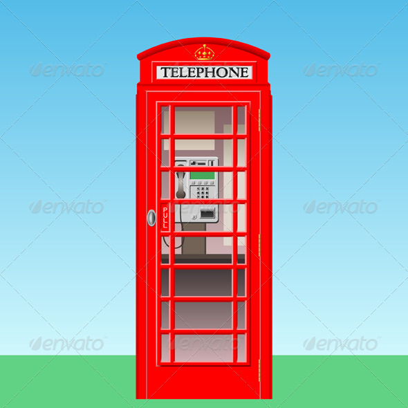 Phone Booth - Communications Technology