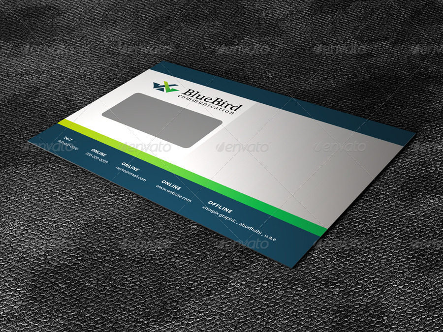 DIN 5 Envelope Mock-up by -axnorpix | GraphicRiver