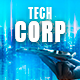 Modern Technology Upbeat Corporate