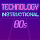 Technology Instructional in the 80s