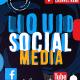 Liquid Social Media - VideoHive Item for Sale