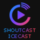 Shoutcast & Icecast Radio Player with Song History