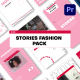 Fashion Stories Pack for Premiere Pro - VideoHive Item for Sale