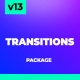 Trendy Transitions - VideoHive Item for Sale