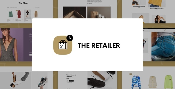 Exceptional The Retailer - eCommerce WordPress Theme for WooCommerce