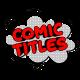 Comic Titles || FCPX
