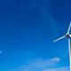 Wind generator turbines in sky - PhotoDune Item for Sale