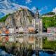 View of picturesque Dinant town. Belgium - PhotoDune Item for Sale