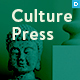 CulturePress - Art & Culture WP theme