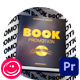 Modern Book Promotion For Premiere Pro - VideoHive Item for Sale