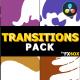 Flash FX Splash Transitions | DaVinci Resolve - VideoHive Item for Sale
